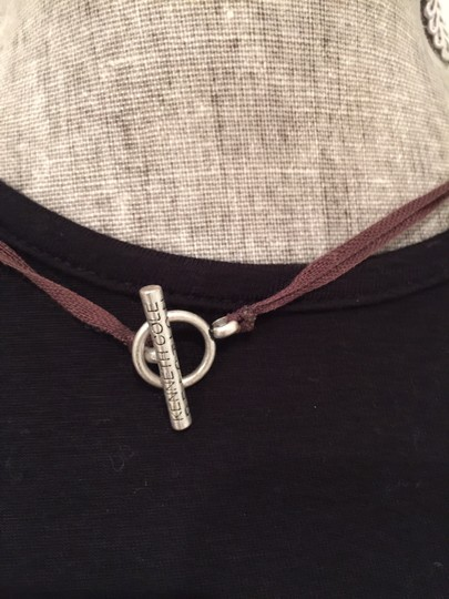 Kenneth Cole Reaction Kenneth Cole Reaction Silver Knots Necklace