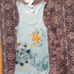 Ed Hardy Top Mint green