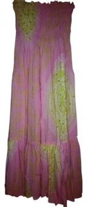 Calypso St. Barth short dress Pink on Tradesy