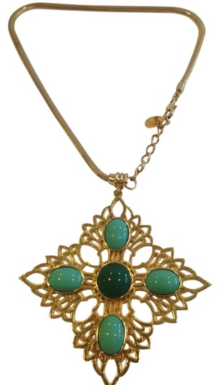 Preload https://item4.tradesy.com/images/theodora-and-callum-gold-moroccan-stone-necklace-1673208-0-0.jpg?width=440&height=440