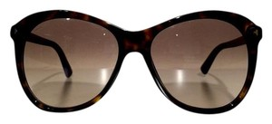 Prada Prada Sunglasses PR 13RS 2AU3D0 Havana Tortoise with Brown Gradient Lens