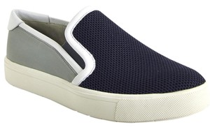 Vince Slip-on Cool Casual Weekend Navy Gray Athletic