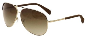 Marc by Marc Jacobs MMJ484S MMJ 484/S LNUHA Brown/Gold Sunglasses