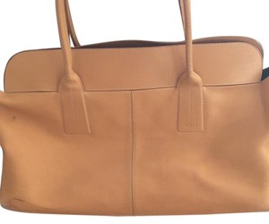 Tod's Tote in Tan