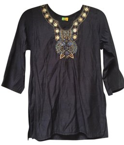 Paras Paras Embroidered Tunic