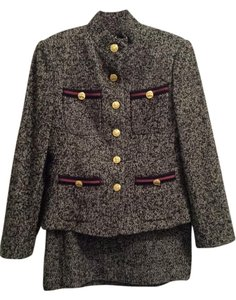Brooks Brothers NWOT wool angora military tweed suit