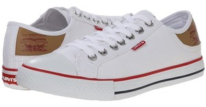 Levi's Stan Buck Sneakers white Athletic