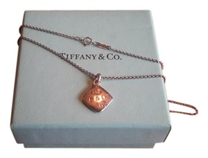 Tiffany & Co. Tiffany & Co sterling silver 925 Solid 1837 Ingot Pendant Necklace 16