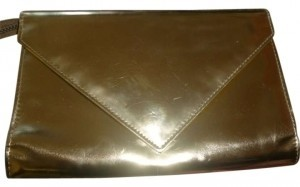 Marc by Marc Jacobs gold Clutch