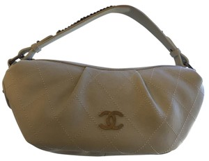 Chanel Neiman Marcus Brand New Leather Double Cc Shoulder Bag