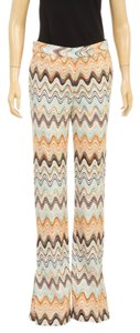 Missoni Wide Leg Pants Multi-Color