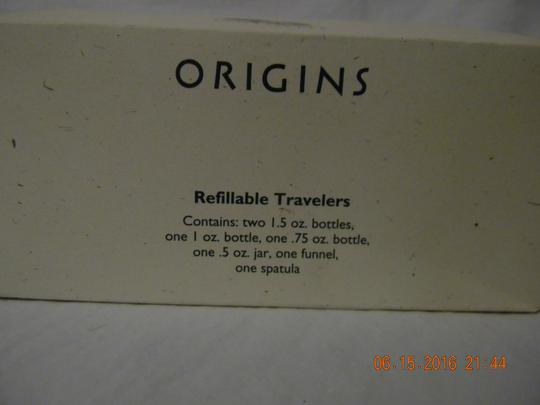 Origins Origins Refillable Skincare Travel Set