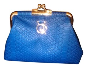 Rachel Roy blue Clutch