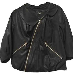 Marc by Marc Jacobs Zipper Black Jacket