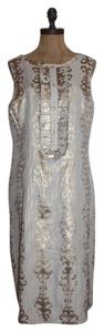 Tory Burch Brocade Dress