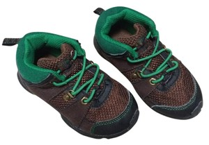 Carter's Brown/green Athletic