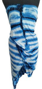 Blue Maxi Dress by Young Fabulous & Broke