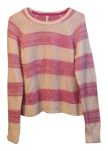 Aéropostale Acrylic Horizontal Stripe Sweater