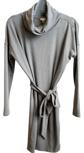 CAbi short dress Gray Cowl Neck Cowl Sweater on Tradesy