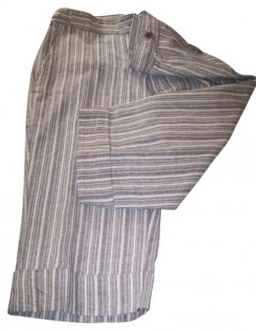 Preload https://item4.tradesy.com/images/cato-tan-and-beige-stripe-capris-size-12-l-32-33-167388-0-0.jpg?width=400&height=650