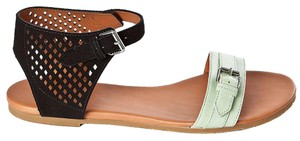 Marc by Marc Jacobs Black & green Sandals