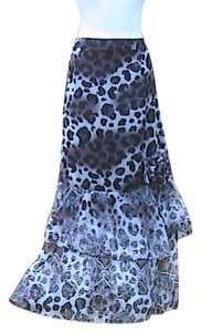 Other Double Layer Maxi Skirt