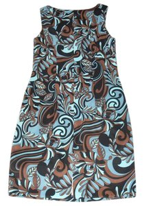Connected Apparel short dress Multi color on Tradesy