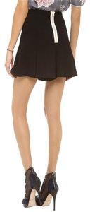 L'AGENCE Dress Shorts Black