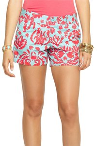 Lilly Pulitzer Dress Shorts Shorely Blue
