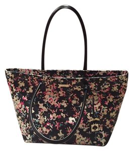Kate Spade Tote in Black/ Multi