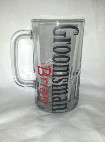 Grooms Party Beer Mugs