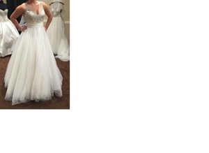 Allure Bridals Allure Bridal Gown Wedding Dress