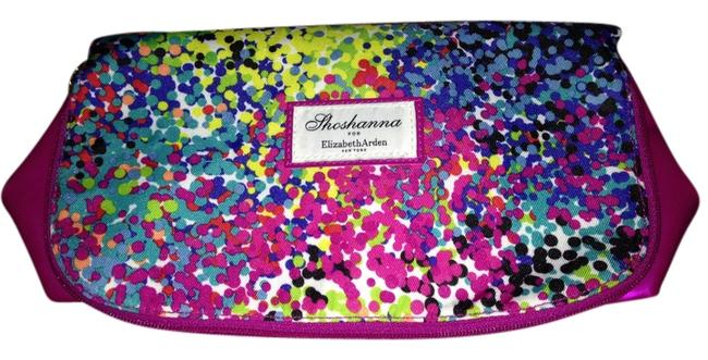 Item - Fuschia For Elizabeth Arden Cosmetic Bag
