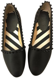 rollerboy spikes red - Christian Louboutin | Tradesy