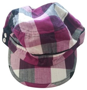 CollectionEighteen New Cute Plaid Hat