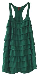 5/48 short dress Green on Tradesy
