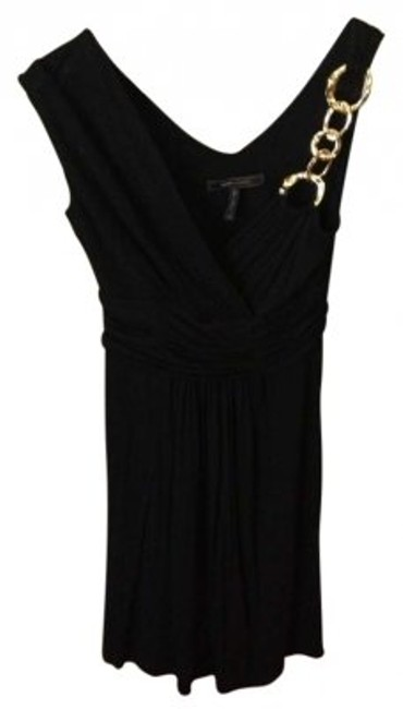 Preload https://item1.tradesy.com/images/bcbgmaxazria-black-gold-knee-length-night-out-dress-size-0-xs-167445-0-0.jpg?width=400&height=650