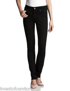 Cheap Monday Core Tight Straight Leg In Od Black Skinny Jeans