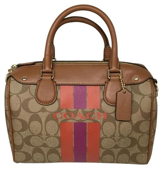 Preload https://img-static.tradesy.com/item/16745356/coach-bennett-satchel-0-1-540-540.jpg