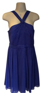 J.Crew Silk Bridesmaid Dress