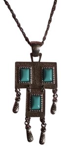 Sarah Coventry Vintage SARAH COVENTRY 1971 FOLKLORE Faux Turquoise Necklace