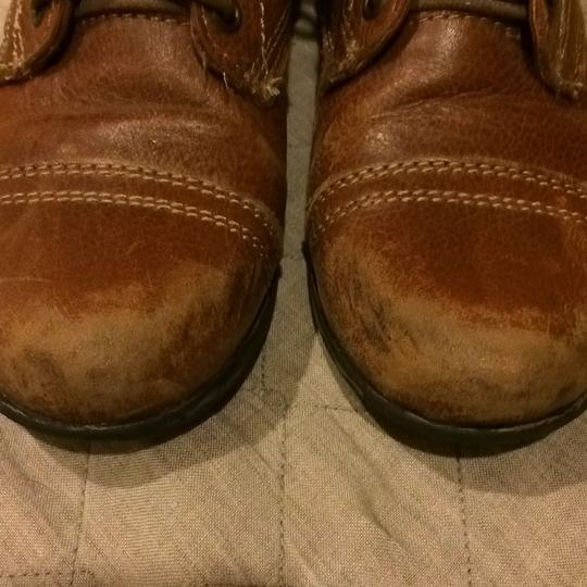 Steve Madden Luggage Boots