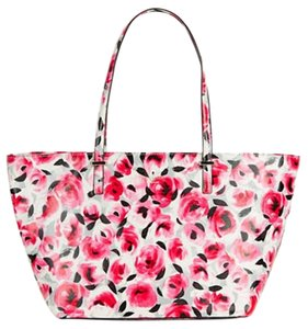 Kate Spade Satchel in Rose Floral