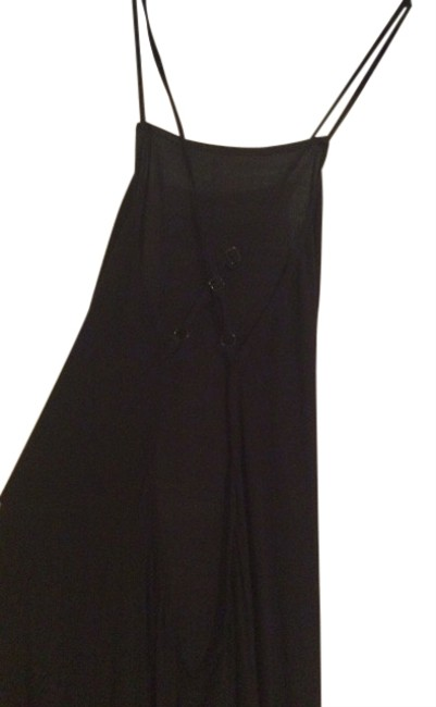 Item - Black Fontaine Long Night Out Dress Size 4 (S)