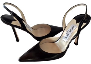 Jimmy Choo coffee Pumps