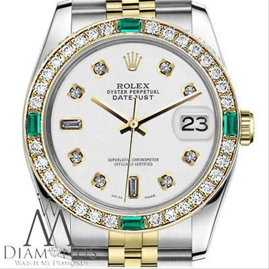 Preload https://img-static.tradesy.com/item/16747015/rolex-women-s-31mm-datejust-2tone-white-dial-with-82-emerald-diamond-watch-0-3-540-540.jpg