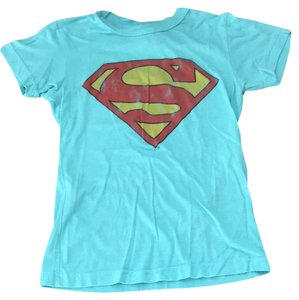 DC Shoes Superman Casual Casual Baby Superman T Shirt Aqua