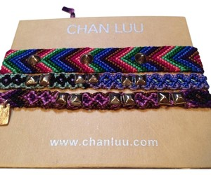 Chan Luu Chan Luu Multi Color Friendship Bracelet Pack