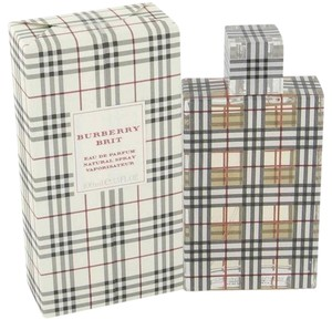 Burberry Brit by Burberry - 3.4 oz EDP