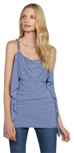 Bailey 44 Layered Chain Blouses Top Blue
